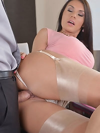 CEO Jizz - Business Meeting Leads To Ass Fucking