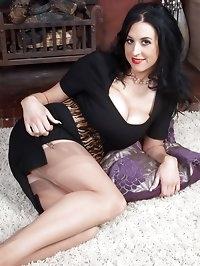 Louise Jenson - Classically girdled