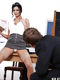 Jasmine Jae Pictures in Giving Teacher the D