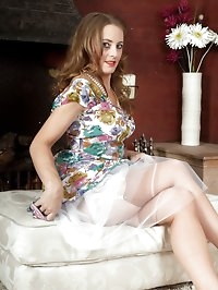 Tricia West - Satin panties and me...