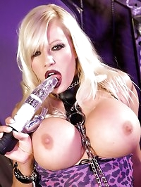 Leather Boots Dildo Bitch