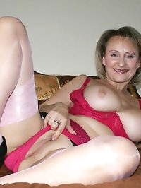 Lusty slut is awfully horny